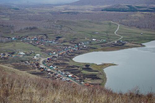 Деревня Старобайрамгулово