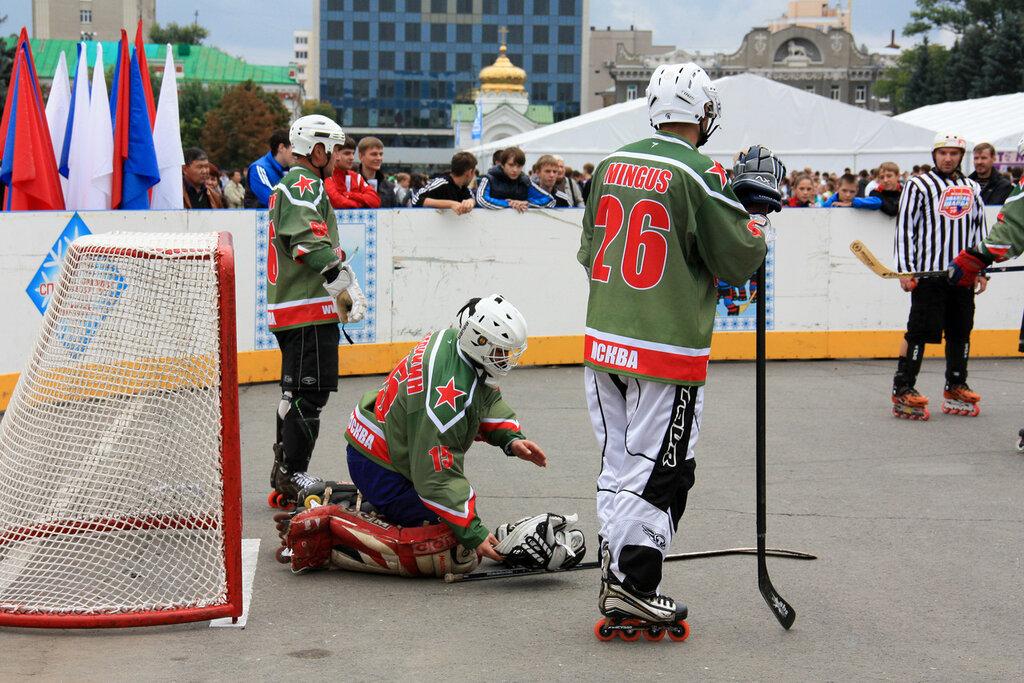 Серпухове рейтингом, как сыграли вчера в хоккей заполнению разделов