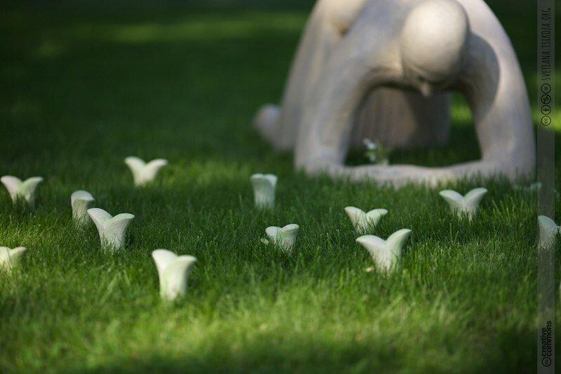 Выставка ландшафтного дизайна 'Императорские сады России', Санкт-Петербург, Михайловский сад, 07 июня 2013 года