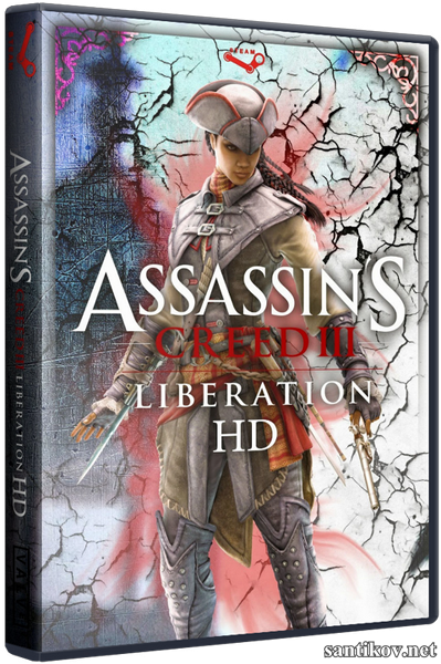 Assassin's Creed: Liberation HD (2014/PC/RUS/ENG/MULTI8/Repack)