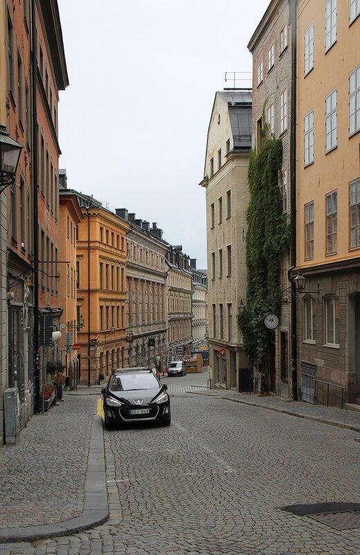 Стокгольм, Гамла Стан. Stockholm, Gamla Stan