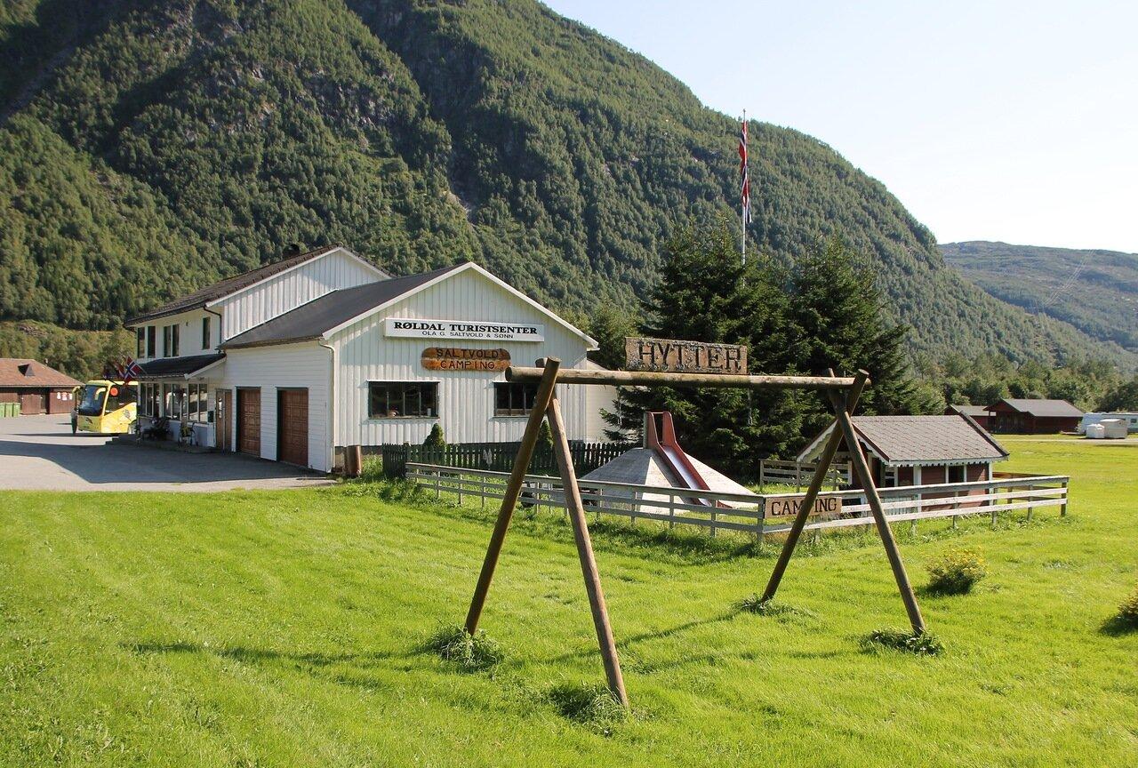 West Norway,Røldal.  Западная Норвегия, Рёлдал.