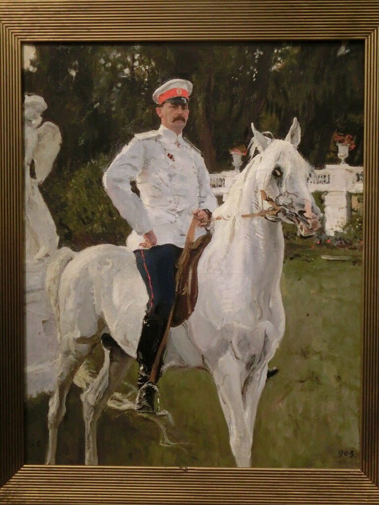 выставка 150 лет Валентину Серову