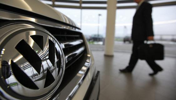 VW неожиданно закончил сборку модели Touareg назаводе вКалуге