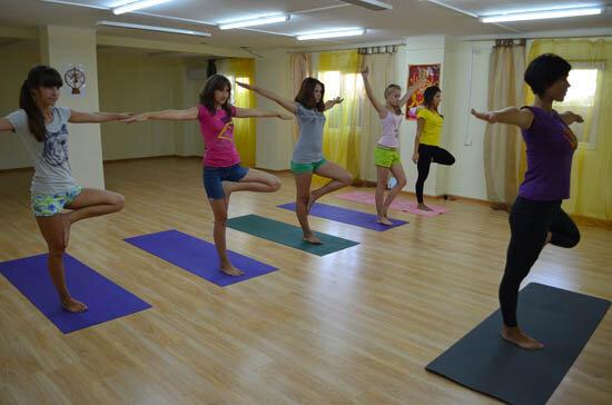 Анапа йога