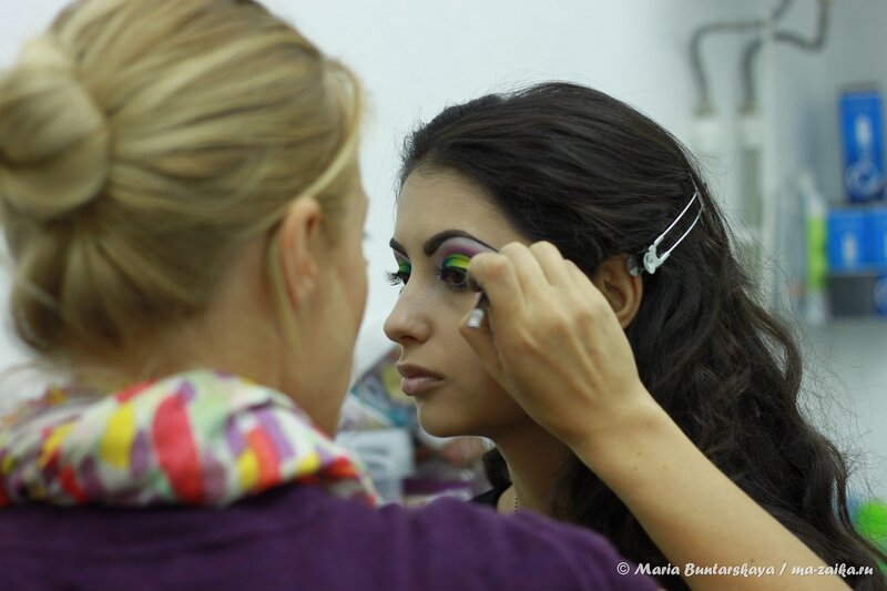 Мастер-класс Людмилы Таракановой, Саратов, 28-29 октября 2013 года