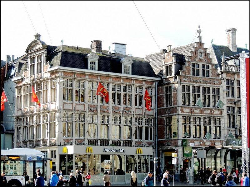Gent 7791 Korenmarkt