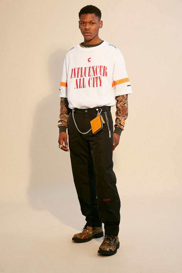 PFW: HERON PRESTON Fall Winter 2018.19 Public Figure Collection