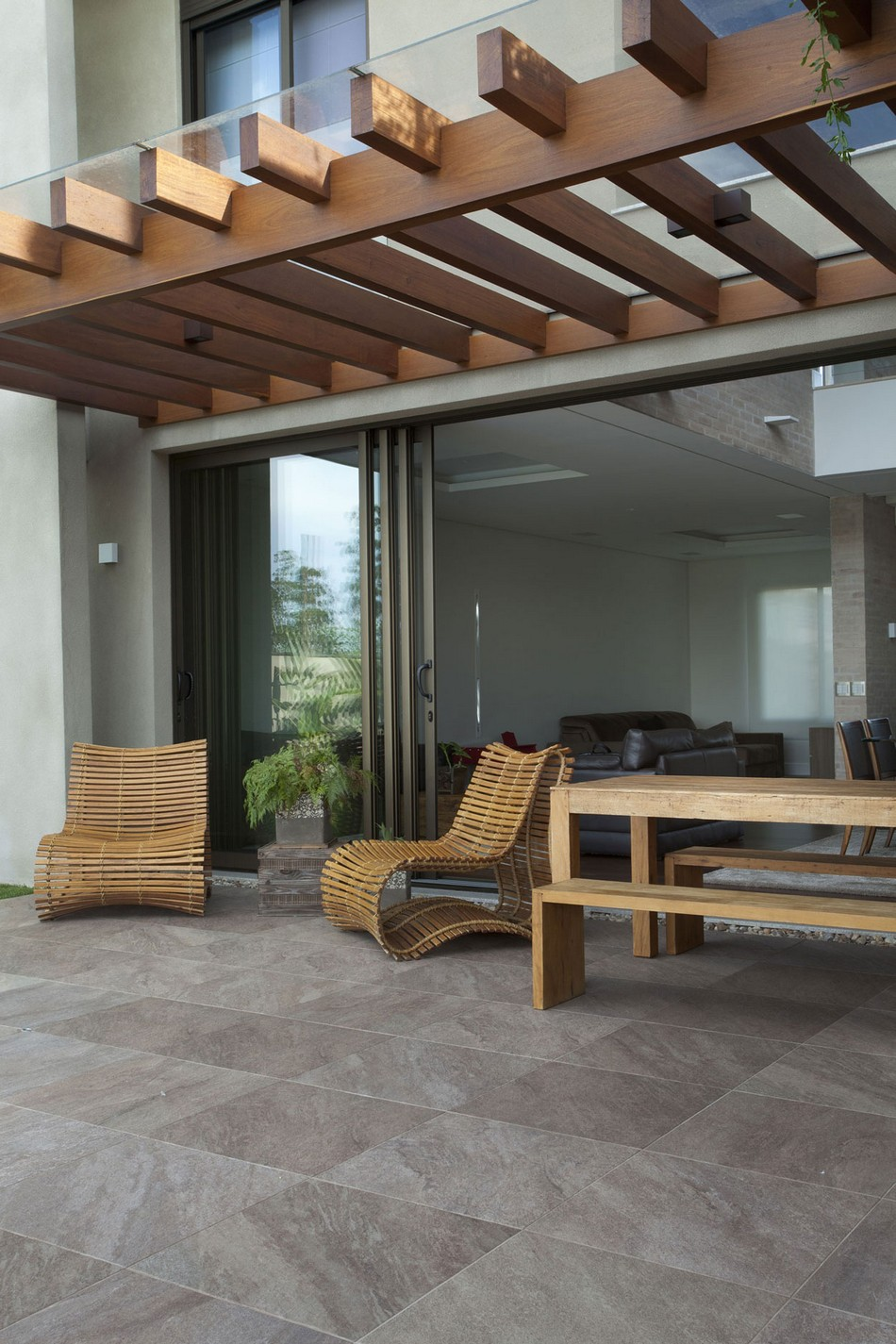 Уютная частная резиденция в Сан-Паулу