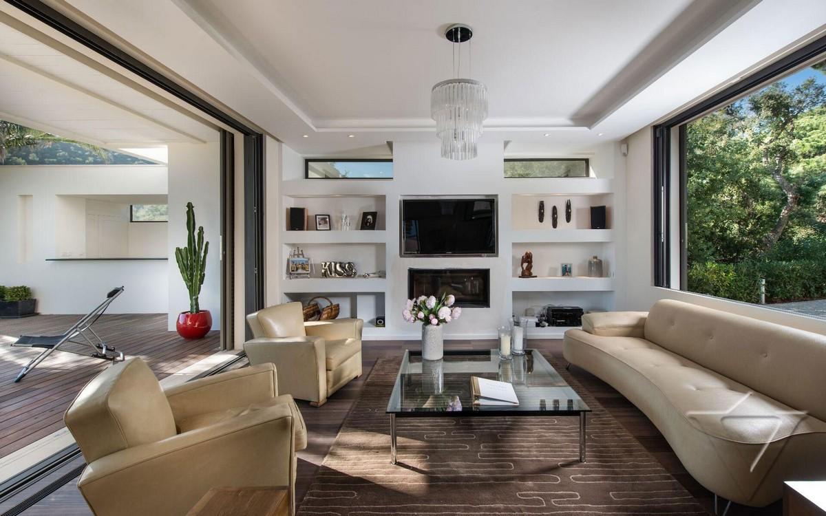 Villa Olive, аренда элитной недвижимости, аренда жилья Сен-Тропе, арендовать дом Лазурный Берег, дома в Сен-Тропе, лучшие дома на Лазурном Берегу