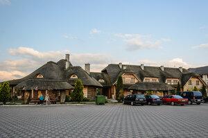 Отель Pajero. Польша