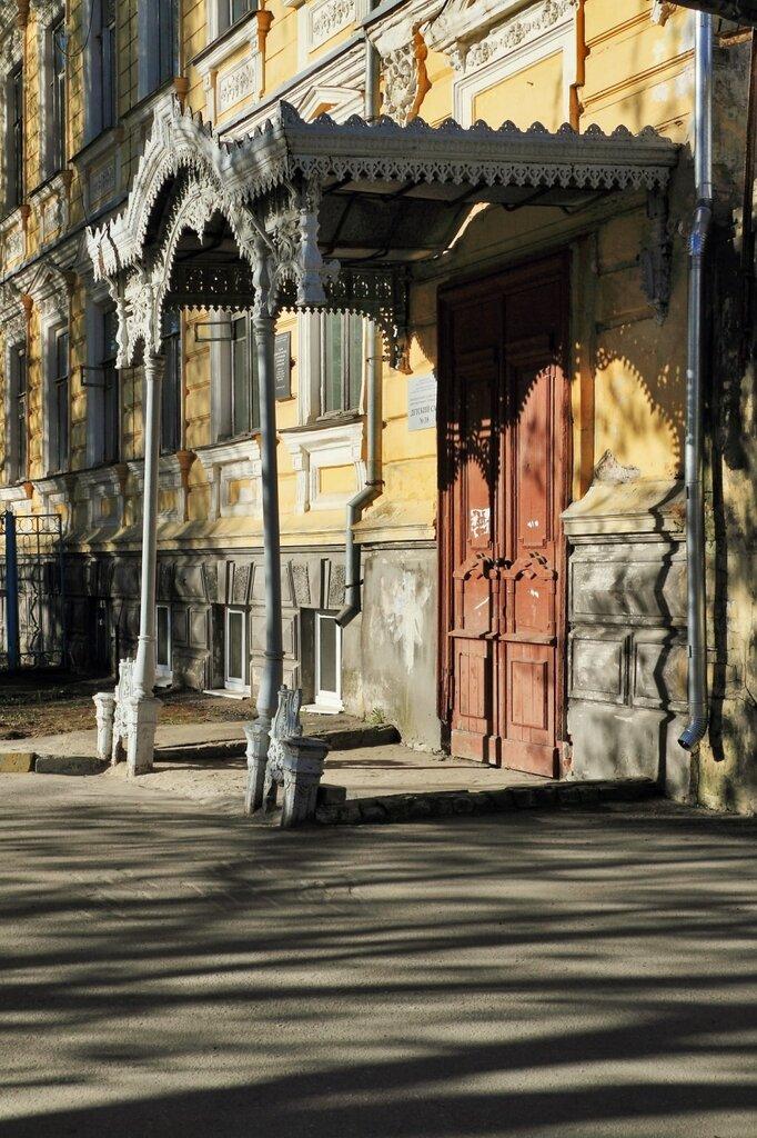 Главный дом усадьбы Я.Чернонебова, ныне детский сад №38