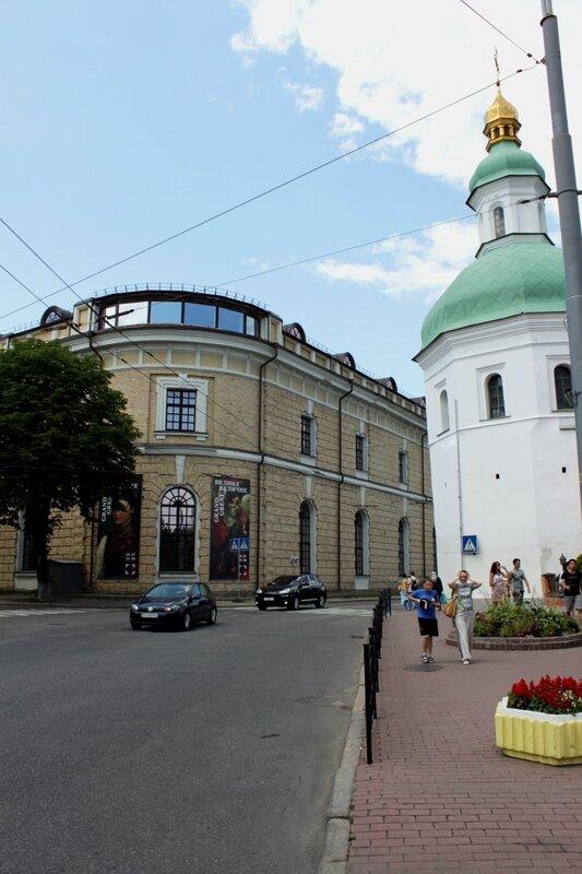 Киев Лаврская