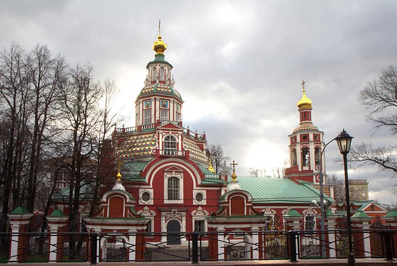 Церковь Иоанна Воина, что на Якиманке.