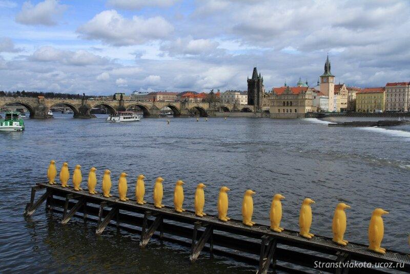 Прага, Кампа