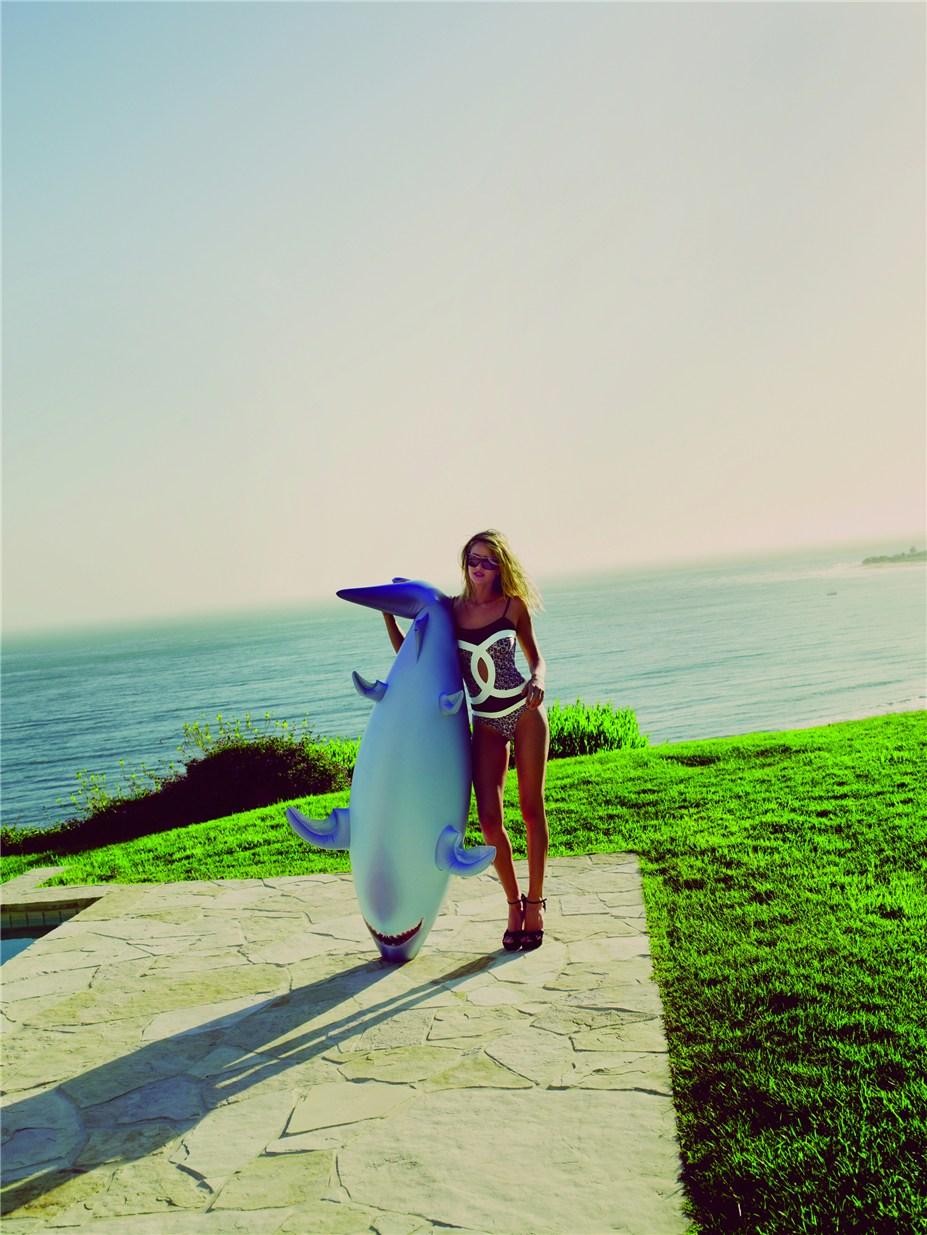 Rosie Huntington-Whiteley / Роузи Хантингтон-Уайтли в журнале Muse Magazine 34, лето 2013 / фотограф Guy Aroch