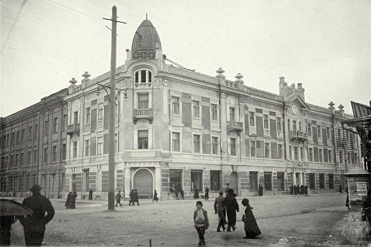 Торговый дом купца И.Г. Гадалова