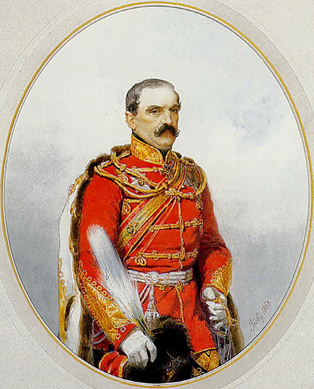 Портрет генерала барона Ф.Ф.Винценгероде.