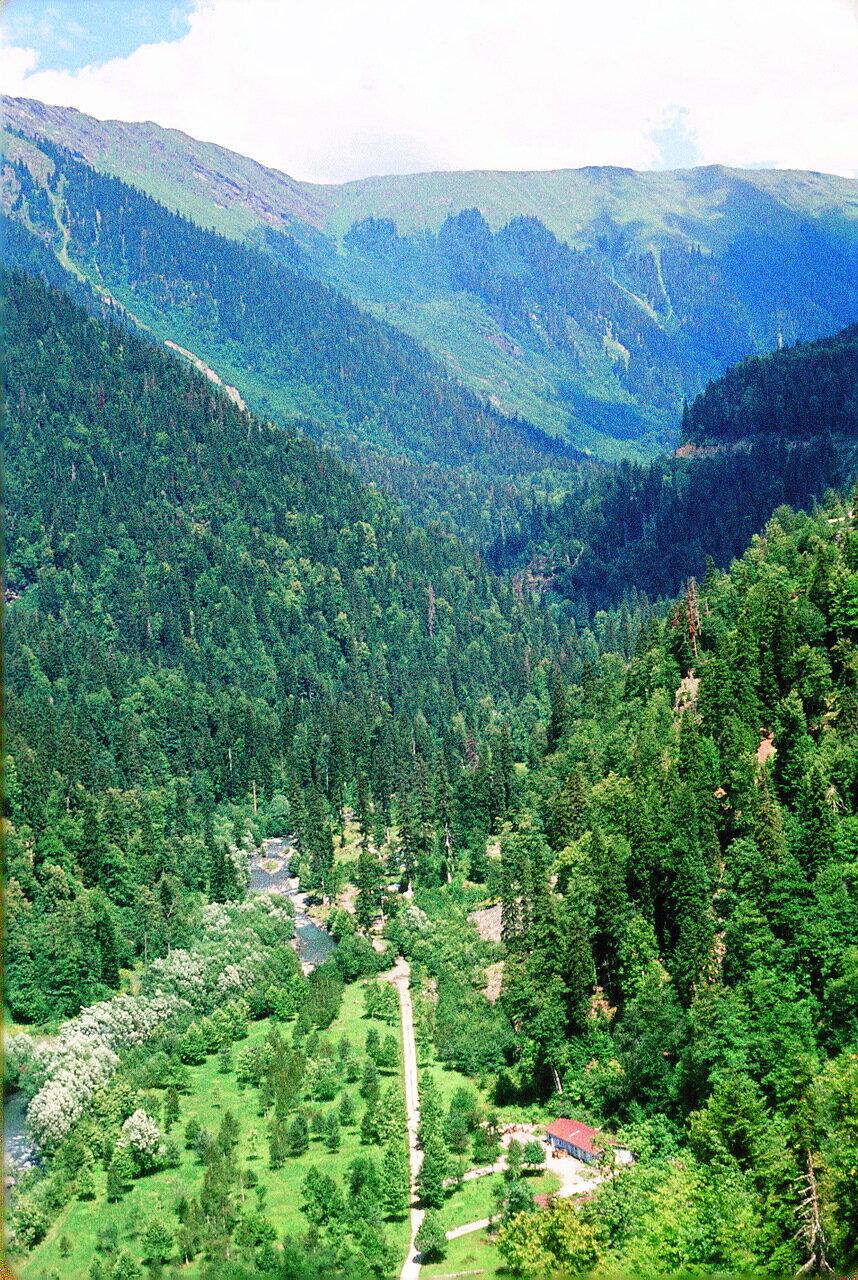 Абхазия. Долина Ауадхар