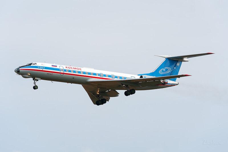 Туполев Ту-134А-3 (RA-65726) Космос - РКК Энергия DSC_3945