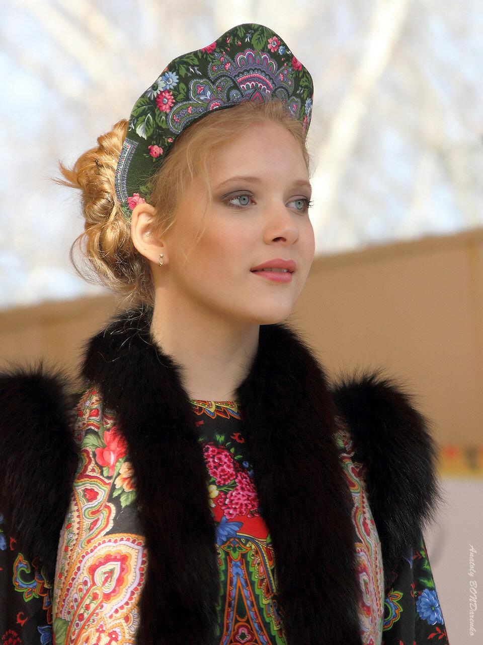 Сибирская красавица...