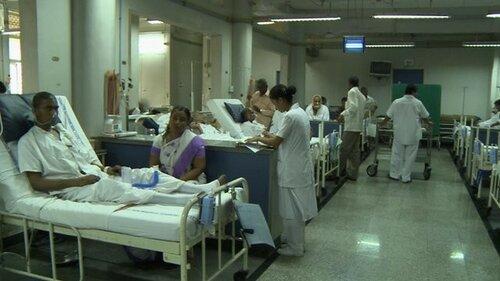 В реанимации обесточенной больницы Индии погибли пациенты