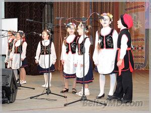 Этнокультурный фестиваль с участием польской общины