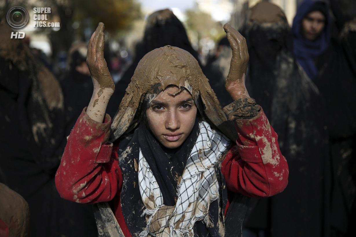 APTOPIX Mideast Iran Ashoura