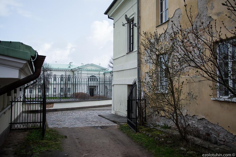 Блеск и нищета дворца президента Литвы