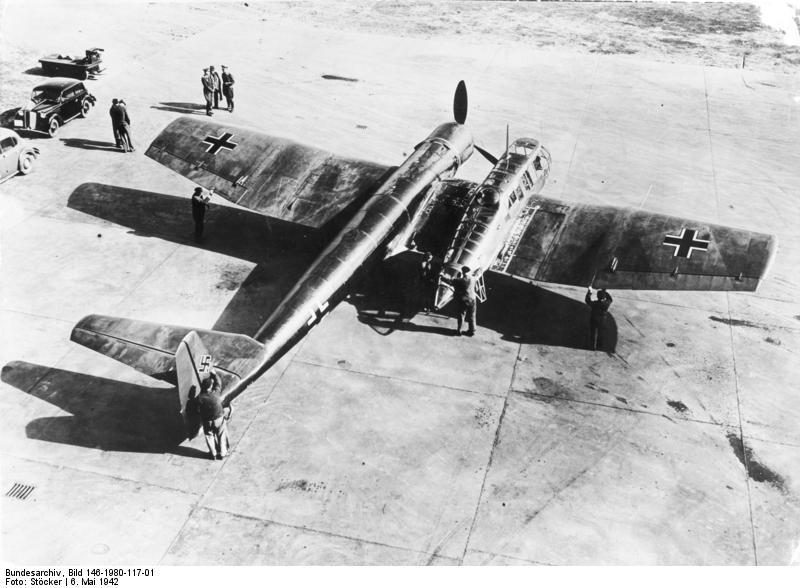 Aufklдrungsflugzeug Blohm + VoЯ BV 141