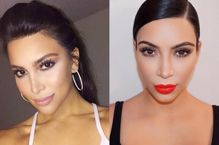 Двойник Кардашьян выглядит лучше, чем настоящая Ким