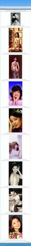 Старые фотографии известной тайваньской певицы Терезы Дэн (Дэн Лицзюнь)