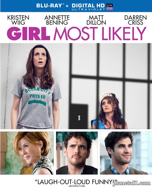 Имоджен / Girl Most Likely (2012/BDRip/HDRip)