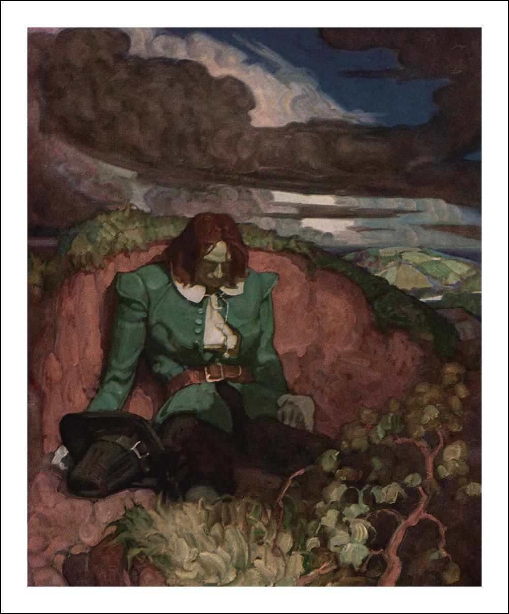 Mead Schaeffer, Lorna Doone