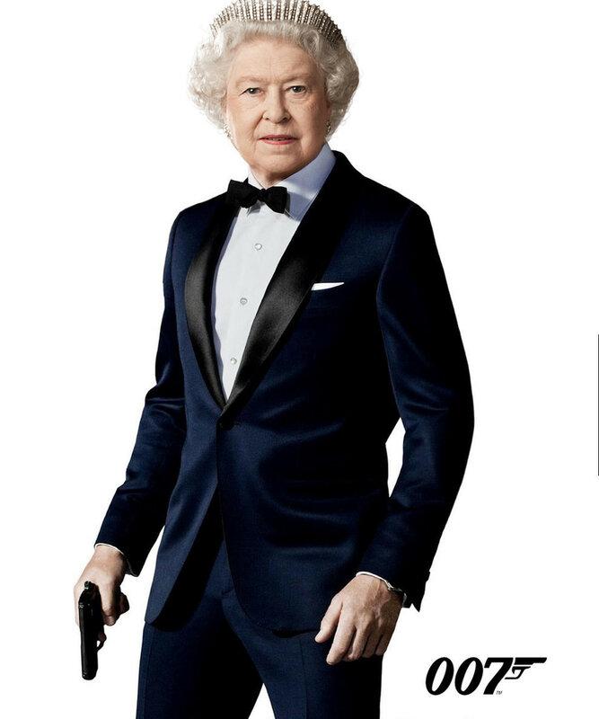 Джеймс Бонд в исполнении актеров, которые никогда роль агента 007 не играли