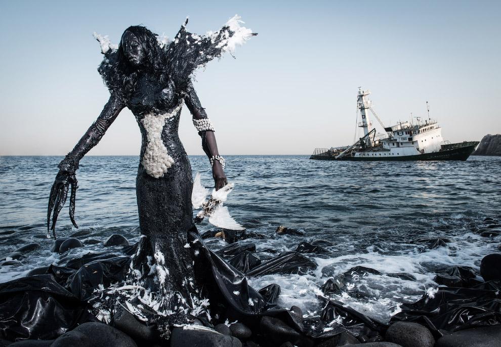 8. (Фото Fabrice Monteiro | Photo Basel 2017):