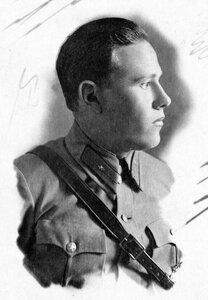 ЗЫРЯНОВ Николай Иванович. 1943 г.