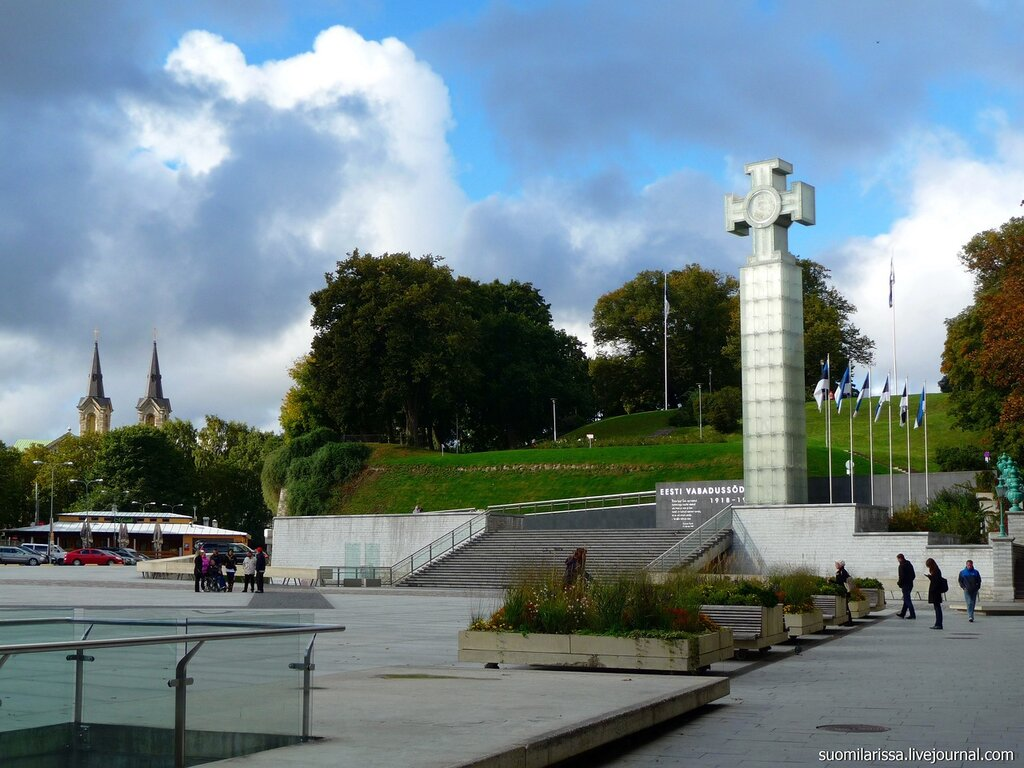 Площадь Свободы.-