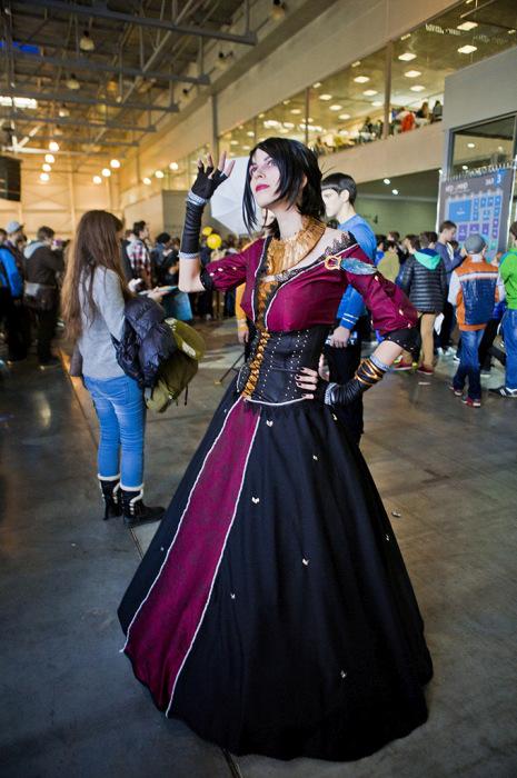 В Москве прошел фестиваль Comic Con Russia