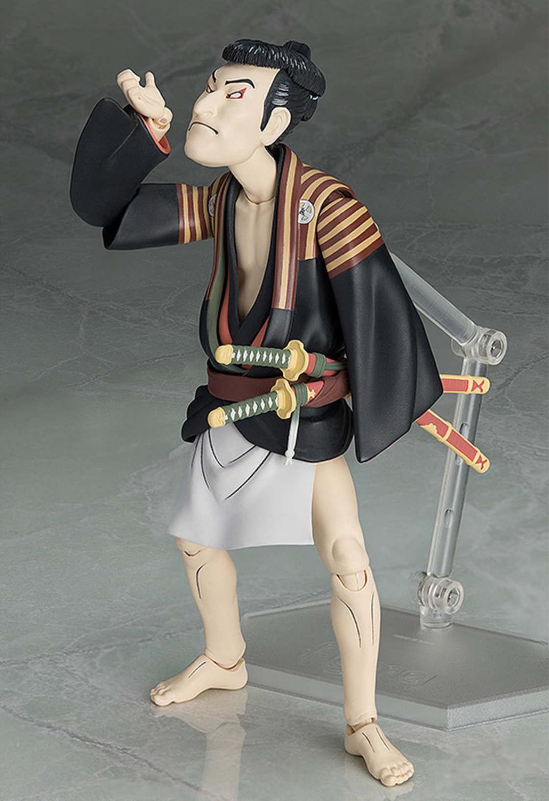 Yakko Edobei - The famous Japanese print becomes a figurine!
