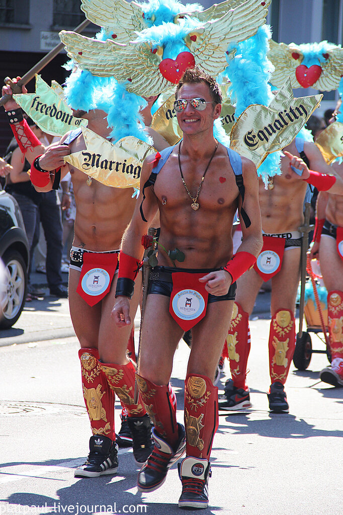 """christopher street day"" 2013"