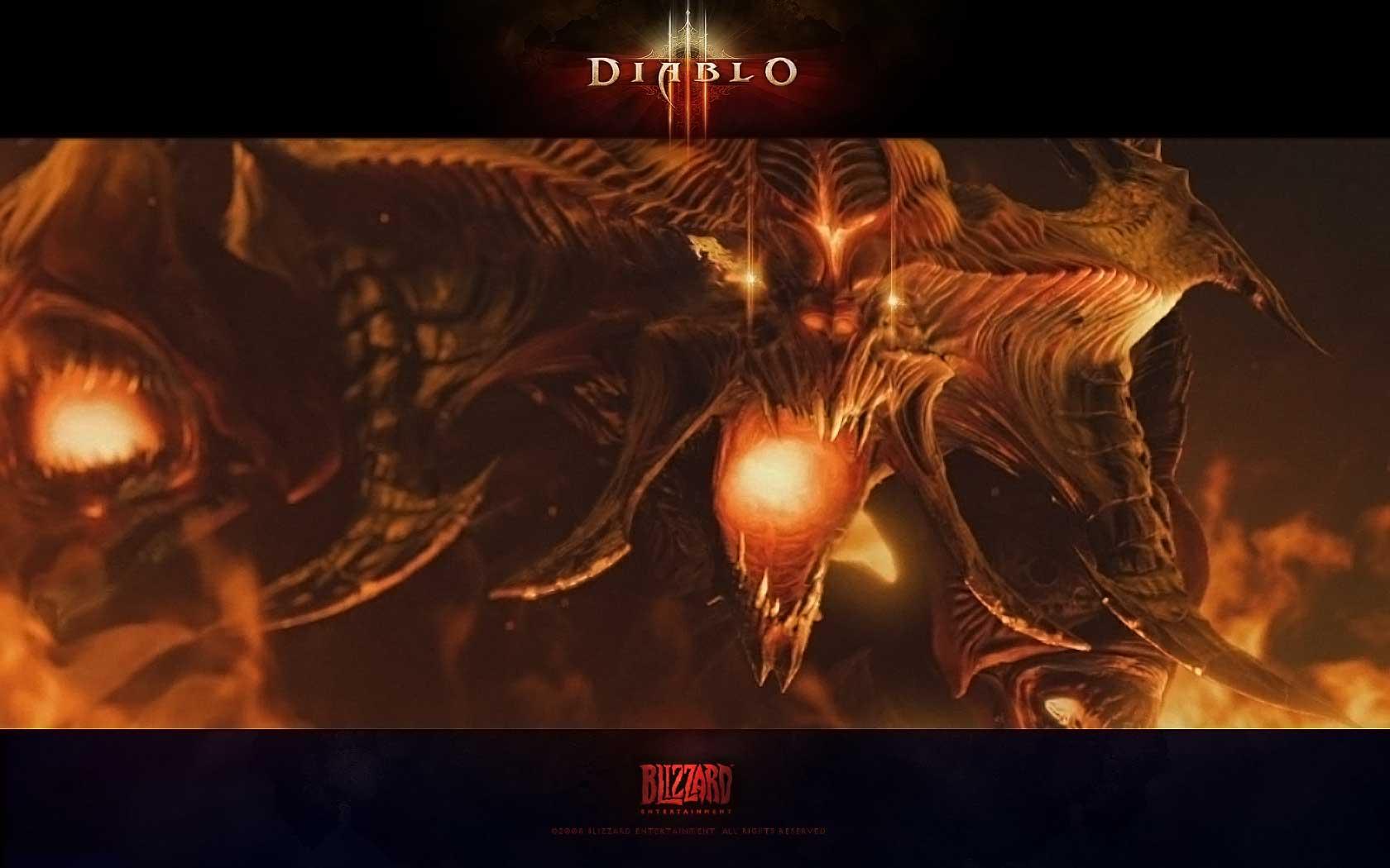 15 Exclusive Diablo Wallpapers