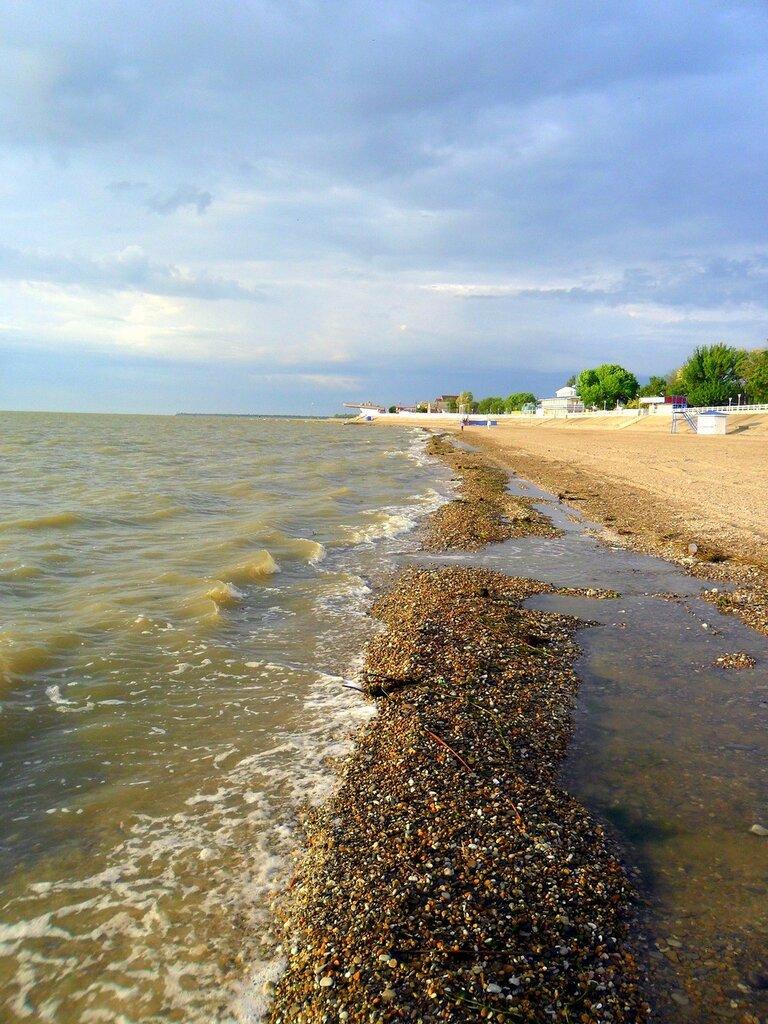 Майские картинки Азовского берега