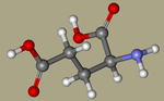 Glutamic Acid - L-glutamic acid, L-glutamate, glutacid, Glutamicol, Glutamidex, Glutaminol, Glutaton, Aciglut, Glusate, glutaminic acid-CID_33032.png