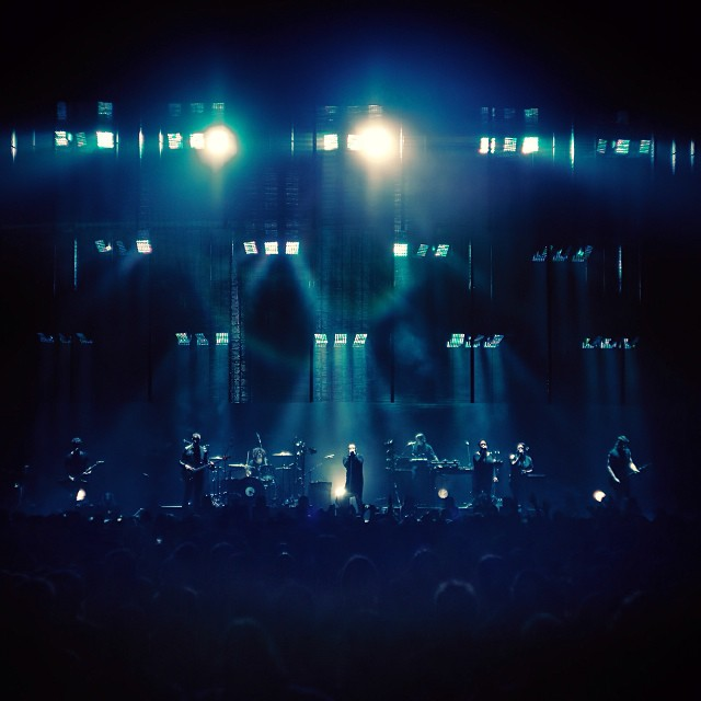 Nine Inch Nails – Instagram [31.10.2013]