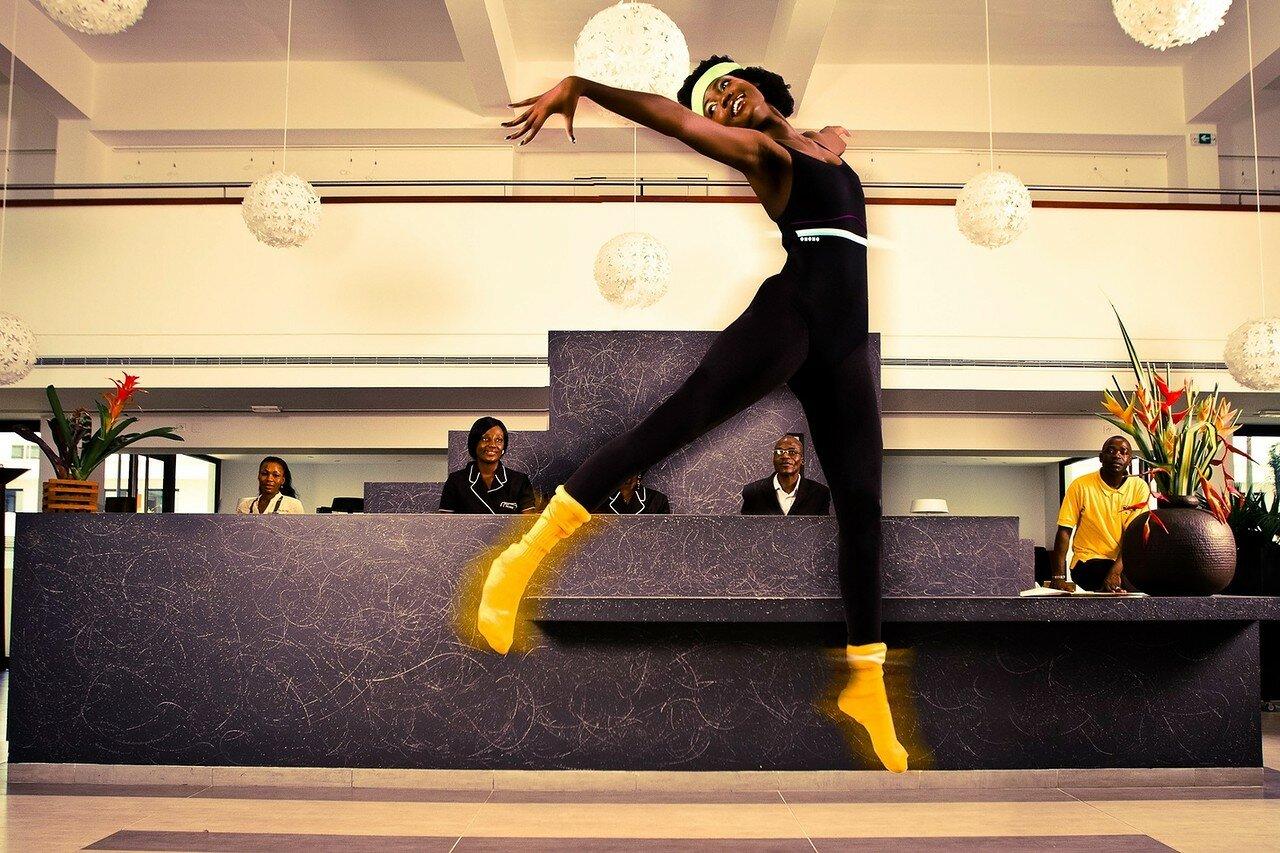 «Танец-вспышка», Абиджан, 2013
