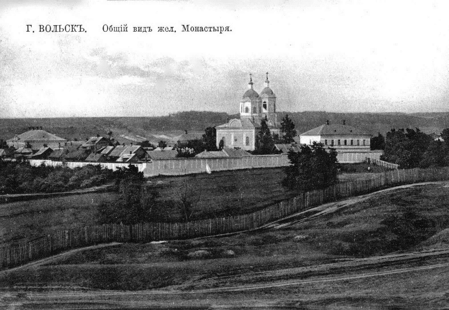 Женский Владимирский монастырь