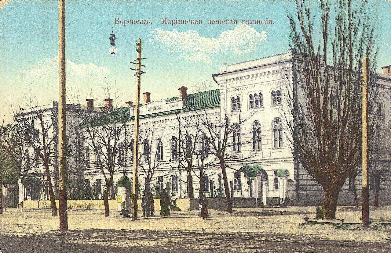 Мариинская женская гимназия санкт-петербург