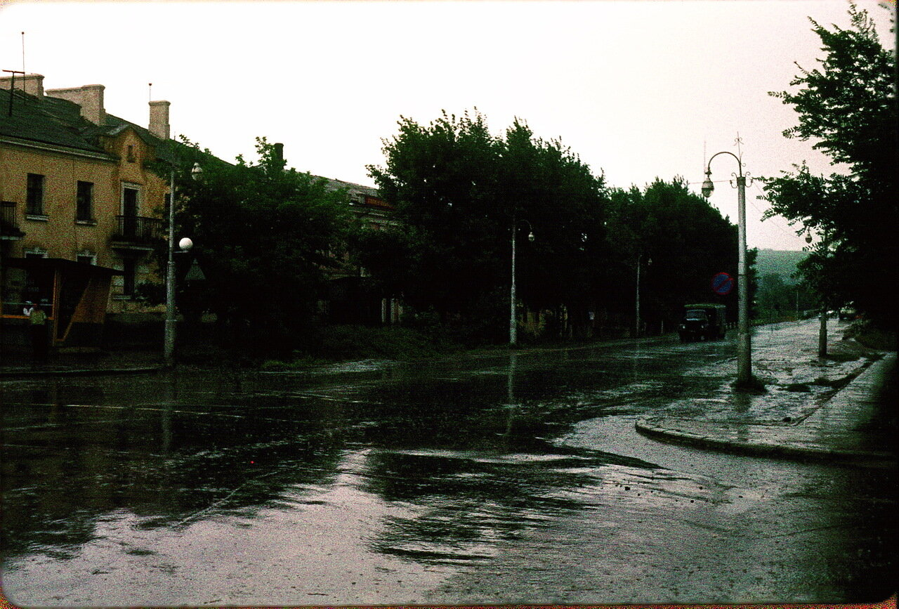 Ливень в Белгороде