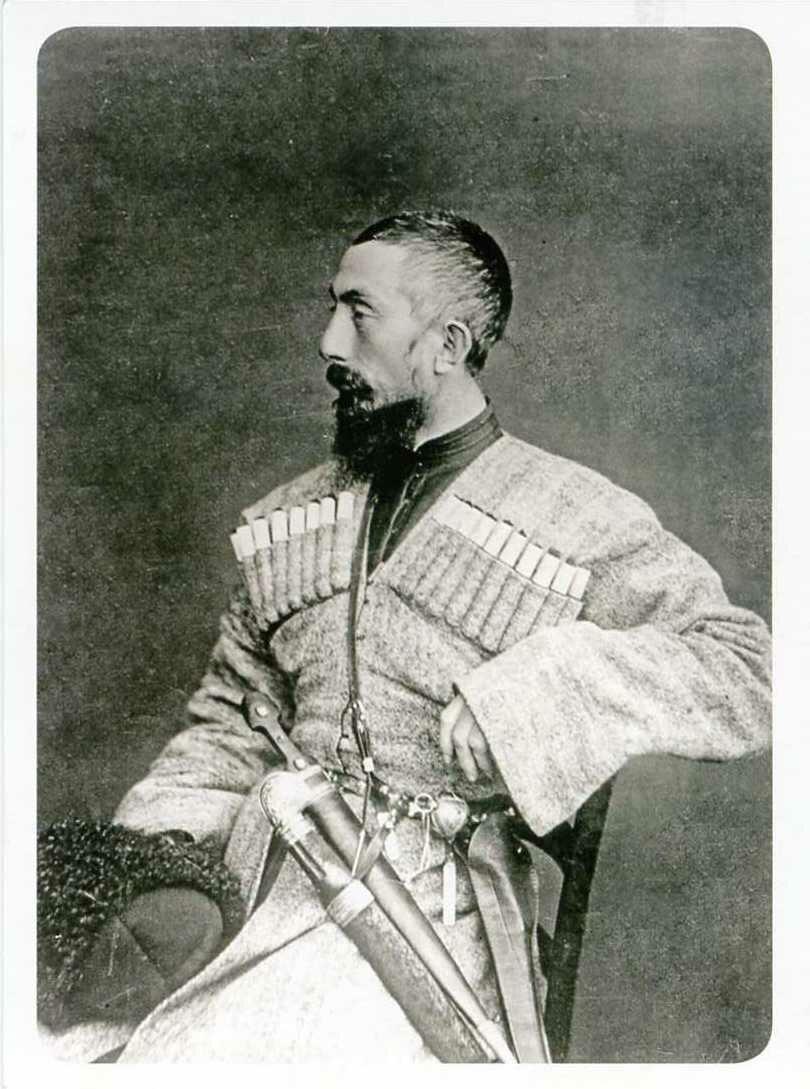 Кабардинский князь. ХIХ век.